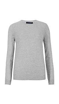 Grey cashmere jumpers