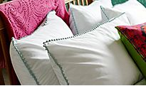 A range of pillowcases