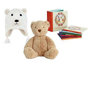 A selection of Christmas gifts for kids