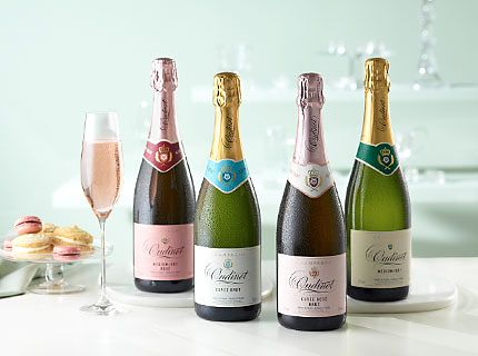 Buy 2 save 25% off wine, champagne & beer