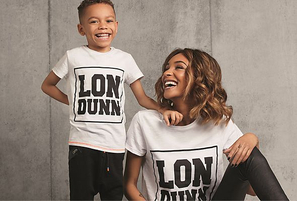 Lil' LonDunn by Jourdan Dunn