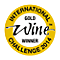 International Wine Challenge 2014 Gold