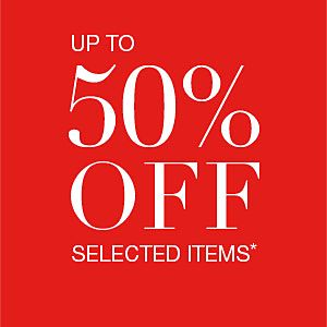 Marks & Spencer the summer sale up to 50% off selected items