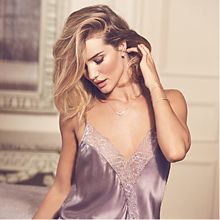 Rosie Huntington-Whiteley's latest nightwear range, with sumptuous silk and lace