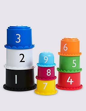 Multi Stacking Cups
