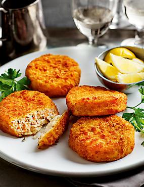 4 Gluten Free Scottish Lochmuir™ Salmon Fishcakes