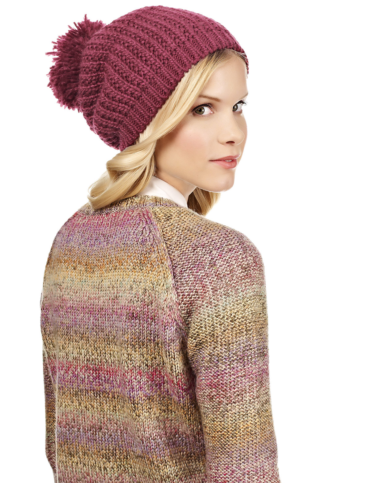Limited Edition Autumn Bobble Hat