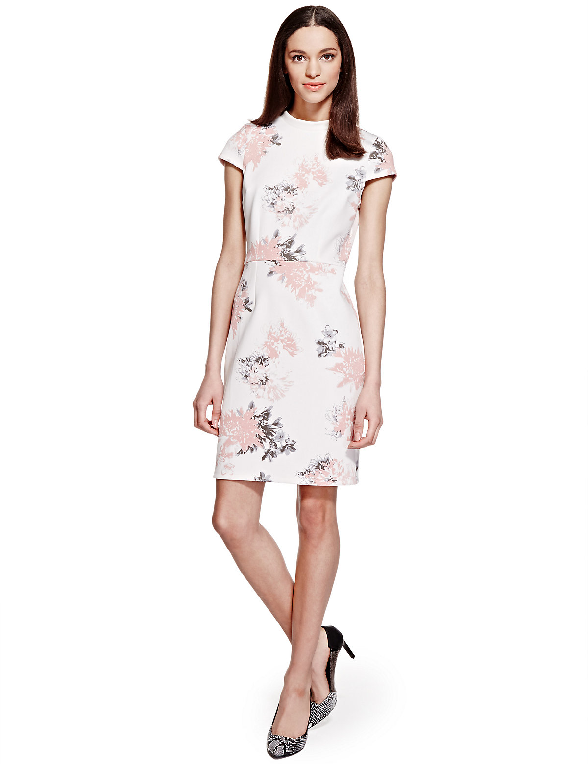 Limited Edition Floral Shift Dress