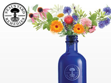 Neal's Yard Remedies beauty products