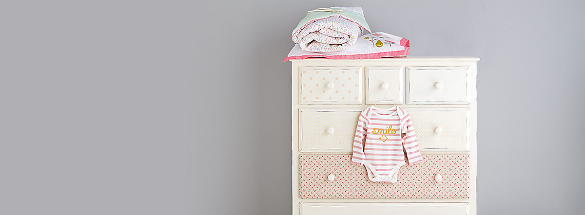 Stylish nursery furniture