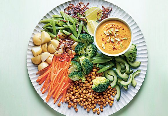 A gluten free recipe for Gado Gado