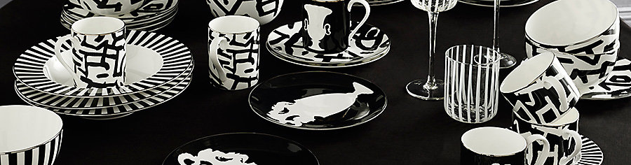 Crockery by Sue Timney for M&S