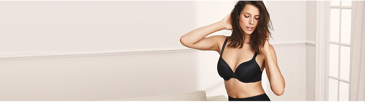 A range of bras designed to support larger busts