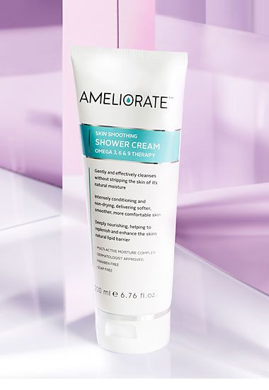 Ameliorate Skin Smoothing Shower Cream